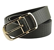 Men Waist Belt , Party/Casual Alloy/Leather