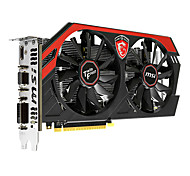 MSI N750Ti Graphic Video Card TF 2GD5/OC GTX750Ti 1085MHZ/5400MHZ 2GB/128bit GDDR5 PCI-E