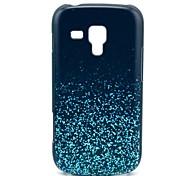 Creciendo Modelo de estrella del estuche rígido para Samsung Galaxy Duos S7562 Tendencia