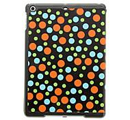 PU de couro cores misturadas do Caso Full Body para iPad Air