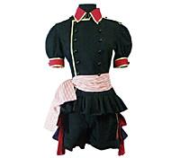 Black Butler Ciel Phantomhive Black & Red Uniform Cloth Cosplay Costume