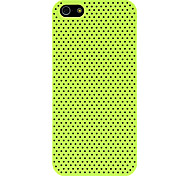 Maille de protection pour iPhone 5 (couleurs assorties)