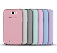 Angibabe Jelly TPU Soft Case voor Samsung Galaxy Note 2 / N7100
