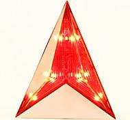Luces para bicicleta , Tail Lights / Luces para bicicleta - 3 Modo Lumens AA Batería Ciclismo/Bicicleta Rojo Bicicleta Others