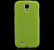 caso molle di TPU per i9500 di Samsung Galaxy S4