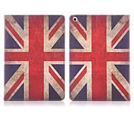 Enkay entwarf das Union Jack-Fall für iPad mini 3, ipad mini 2, iPad Mini w / auto schlafen und aufwachen