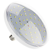 E26/E27 18 W 48 SMD 5730 1500-1700 LM Cool White Decorative Ceiling Lights AC 220-240 V