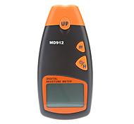 MD912 LCD Digital Humidimètre bois hygromètre Tester (2% ~ 60%, 0,5%, 1 * 9V)