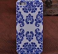 Blue And White Porcelain Chinese Antique Style Pattern Case for iPhone 5/5S