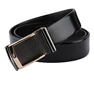 Attività di cuoio classiche da uomo EVERGOLD ® Belt