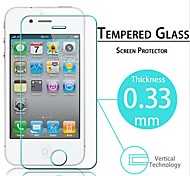 Antideflagranti Premium Vetro temperato Pellicola Screen Protector per iPhone 4 4s Anti Shatter