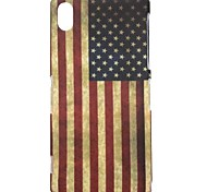 US Flag Pattern Hard PC Case for Sony Xperia Z2