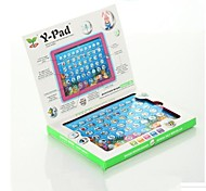 ABS Material Y-Pad  Multi-Funcion English and Indonesia Learning Computer Child Educational  Toy