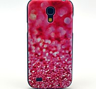 Pink Diamond Fragment Pattern Hard Back Cover Case for Samsung Galaxy S4 Mini I9190