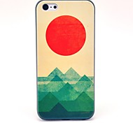 Il modello Sun The Sea The Wave Hard Case per iPhone 5C