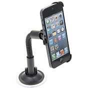 360 Degree Swivel Air Vent Mount Holder with Suction Cup for iPhone 5/5S