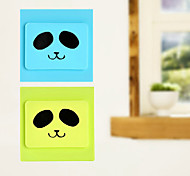 Cartoon Design Silicone Wall Power Supply Protector(Random Color)