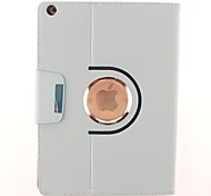 360 Degree Rotating Smart Cover PU Leather Case with Stand for iPad Air