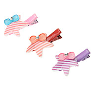 Kid's Rabbits Star Barrettes Hair Jewelry