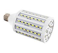 E27 20W 1800LM 6000K 98x5630SMD fraîche ampoule blanche LED de maïs (220)