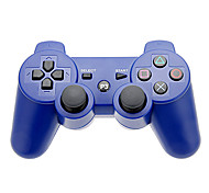 Bluetooth Hand Controller e Custodia in silicone per PS3 (colori assortiti)
