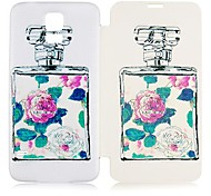 Perfume Bottles Pattern Full Body Case for Samsung Galaxy S5 I9600