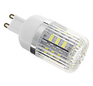 4W E14 / G9 / B22 / E26/E27 LED Corn Lights T 24 SMD 5730 250 lm Cool White Dimmable AC 220-240 V