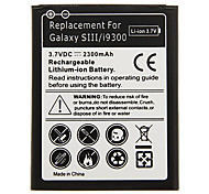2300mAh Cell phone Battery Black for Samsung Galaxy SIII/i9300
