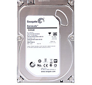 "Seagate ST500DM002 SATA3 2.5 ""500GB Disco rígido interno"