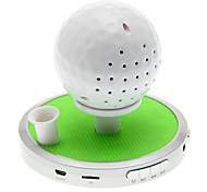 HaMeiGao HMG 6815 Golf Shape Bluetooth v2.1 Speaker with TF Function/Mic