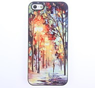 Oil Painting Design Aluminium Hard Case for iPhone 5/5S