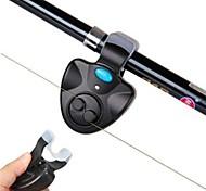 Detectores/Alarmas de PescaCaña de Pescar Durabilidad Luz LED Portátil Despertador LED Universal Con Clip Función de Ahorro de Energía
