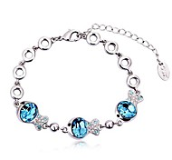 Women's The Clown Fish Bracelet Made with Austrian Crystal