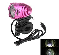 Bike Light , Front Bike Light / Bike Lights - 4 or more Mode 1000 Lumens Waterproof / Rechargeable / Impact Resistant 18650 Battery