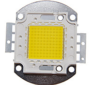 DIY 100W High Power 8000-9000LM Natural White Light Integrated LED Module (32-35V)