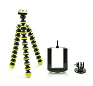 GP-175 Colors Mini Octopus Tripod for Digital Camera / Phone / GoPro Hero 1 / 2 / 3 / 3+