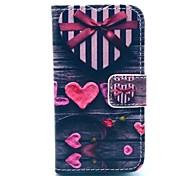 Patrón Amor Case cuerpo para el iPhone 4/4S