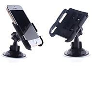 Gendarmerie voiture pratique ventouse 360 'support tournant ABS pour iPhone