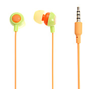 CX-300B Ultra-Slim 3.5mm In-Ear Bass Stereo Headphones for Samsung&iPhone&Sony&HTC Cell Phones&Tabs
