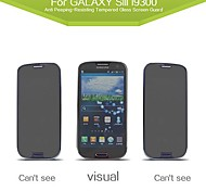 Russian Spanish Engish Version Premium Tempered Glass Screen Protector Privacy Glass for Samsung Galaxy  SIII I9300