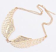 European Style Angel Wings Choker Necklaces