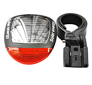 Solar Power Energy Rechargeable Bicycle Tail Light