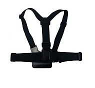 YuanBoTong-GP26 Chest Strap Corpo sem 3-Way Ajuste Base para GoPro Hero 3 + / 3/2/1