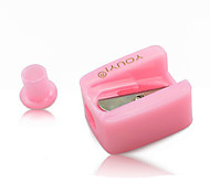 Makeup Storage Makeup Pencil Sharpener 2.9*2.2*1.4 Blue / Purple / Pink / Yellow / White