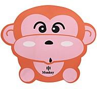 Qianjiatian ® Scimmia Zodiaco durevole Mouse Pad