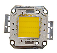 DIY 30W High Power 2500-3500LM Warm Modulo luce bianca LED integrato (32-35V)