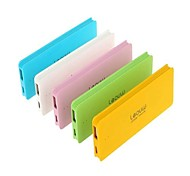 Stylish 3800mAh External Mobile Battery Charger Power Bank for Cell Phones (Assorted Colors)