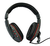 JiaHe KH-810MV Over-Ear Headband Headphone with Mic