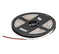 Impermeabilice los 5M 24W 300x3528 SMD Luz Azul Lámpara LED Strip (12V DC)