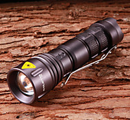 Others LED Flashlights / Handheld Flashlights 5 Mode 800 Lumens 14500 Adjustable Focus / Waterproof LED Cree XR-E Q5Camping/Hiking/Caving
